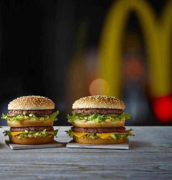 这才是记忆中的巨无霸——Grand Big Mac吃后