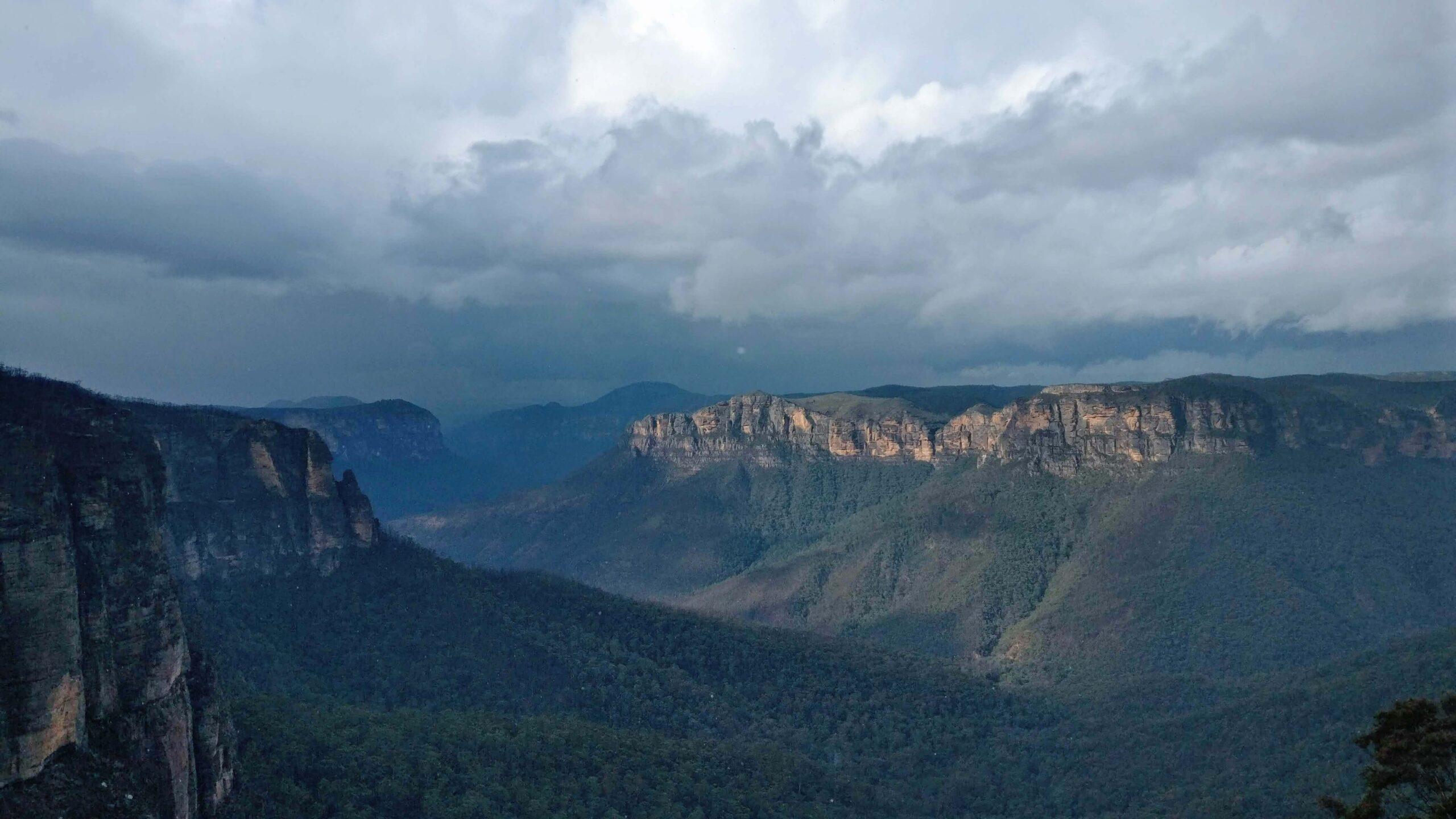 悉尼周边游之The Grand Canyon loop徒步
