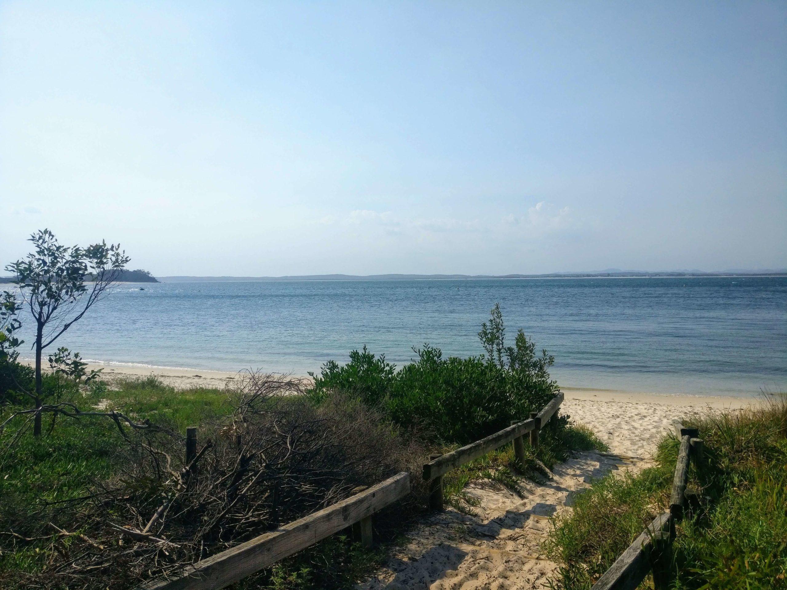 悉尼周边游之Port Stephens看海豚